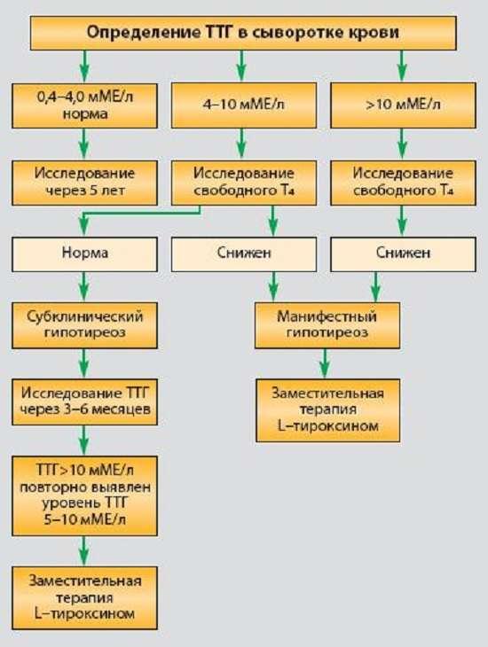 Гіпотиреоз: симптоми і лікування