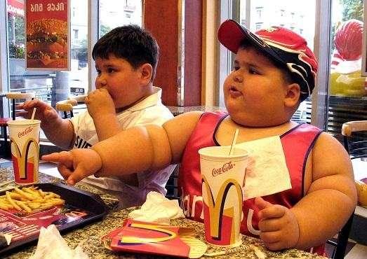 Ожиріння у дітей: симптоми і лікування
