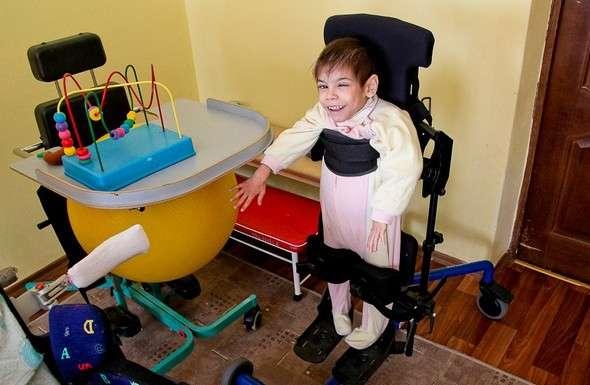 Дитячий церебральний параліч: симптоми і лікування