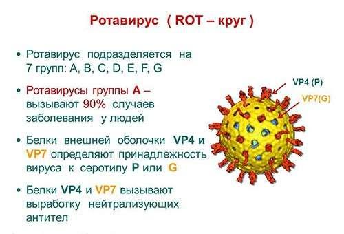Ротавірусна інфекція у дітей: симптоми і лікування