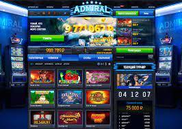 Обзор онлайн-казино Admiral 777